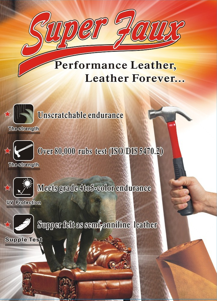 SUPER FAUX LEATHER