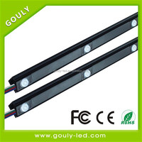 5050 led stripe the led bar, led window border RGB store front window display