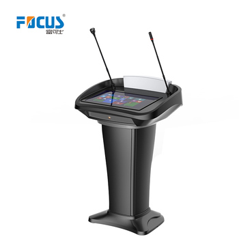 Church Pulpit / Meeting Lectern / Podium / Speak Stand/ Smart e-Podium