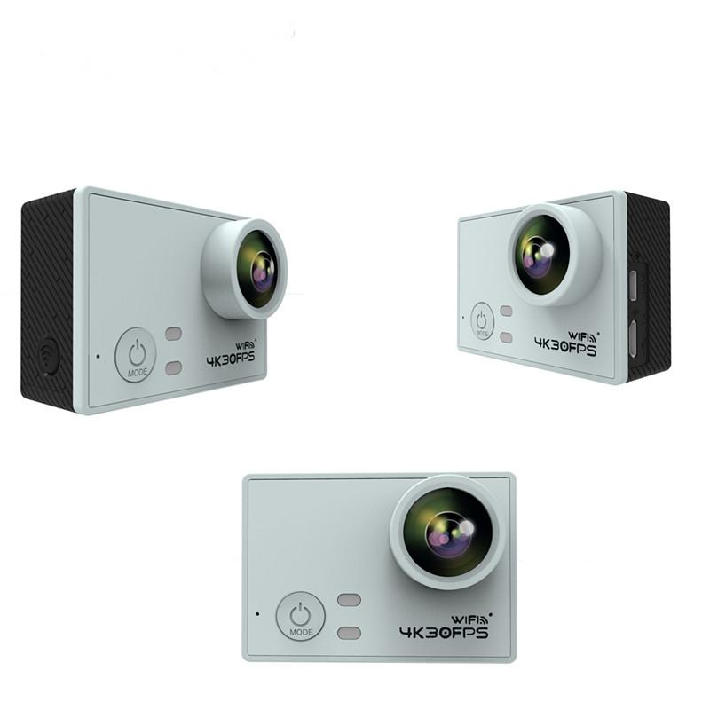 LE PLUS RÉCENT!!! Ausek modèle privé De HISILICON chipset vrai 4 k caméra d'action avec photo stabilisateur 2 k 60fps - ANKUX Tech Co., Ltd