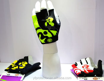 2014 New GEL Bike Bicycle Riding Cycling Bike gloves outdoor fun & sports Half Finger Slip glove mittens men women