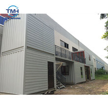 Custom Made Metal Sheet 40 Feet Container House