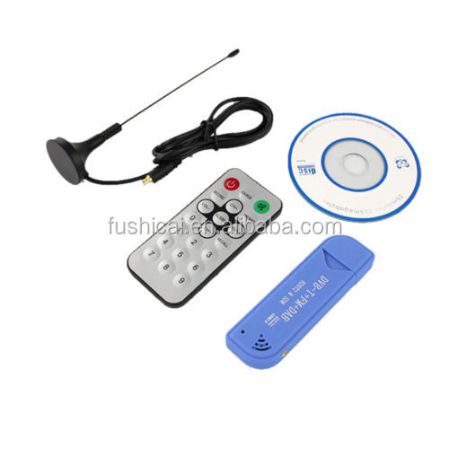 usb2.0 digital usb dvb-t RTL2832U+820T2 TV tuner