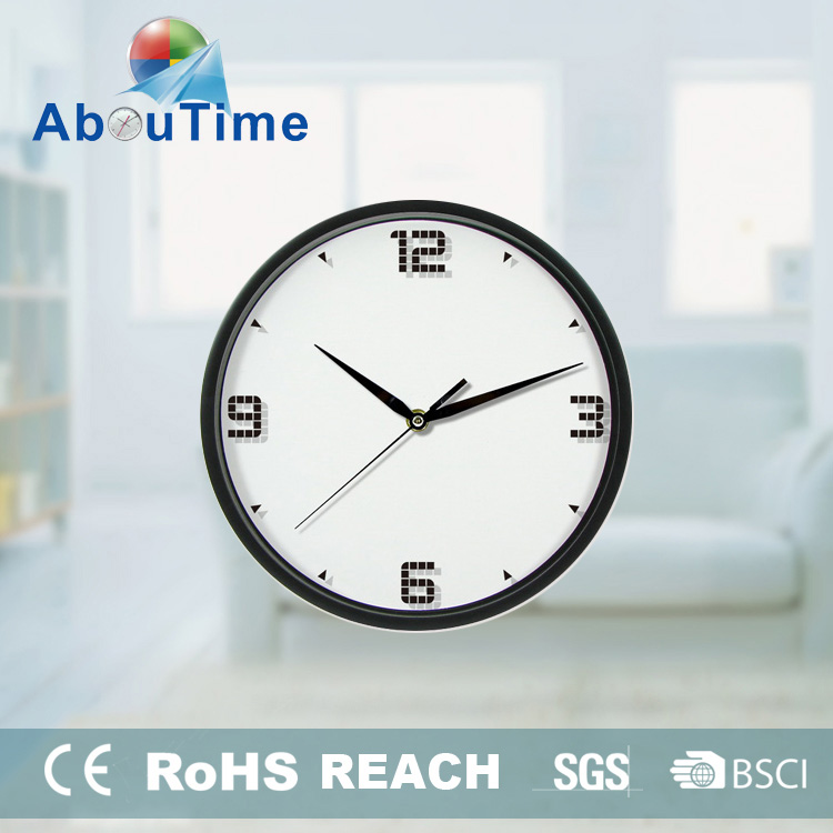 simple new products clock spring guangzhou issyzone
