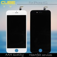 wholesale cheap price original quality for iphone 6 LCD/OEM china factory save 20% fast delivery for iphone LCD screen