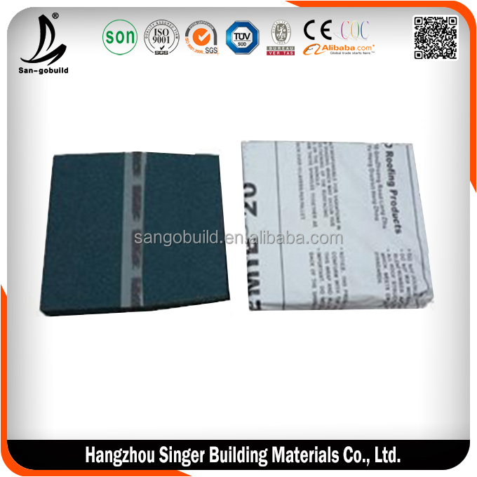 High polymer PP/PE 3-ply Roofing Underlay