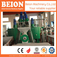 BM300 WASTE PE BAGS/FILM/SHEET/BOTTLE CRUSHING WASHING DRYING LINE