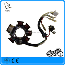Aftermarket motorcycle stator coil motorcycle 7 polesmagnetic magnet stator Magnetism magnetos magneto ignition for YAMAHA GY110