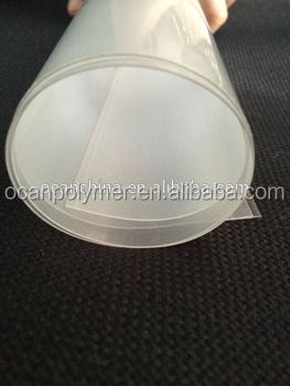 100% Virgin PET Clear Rigid Film For Food Blister Packaging
