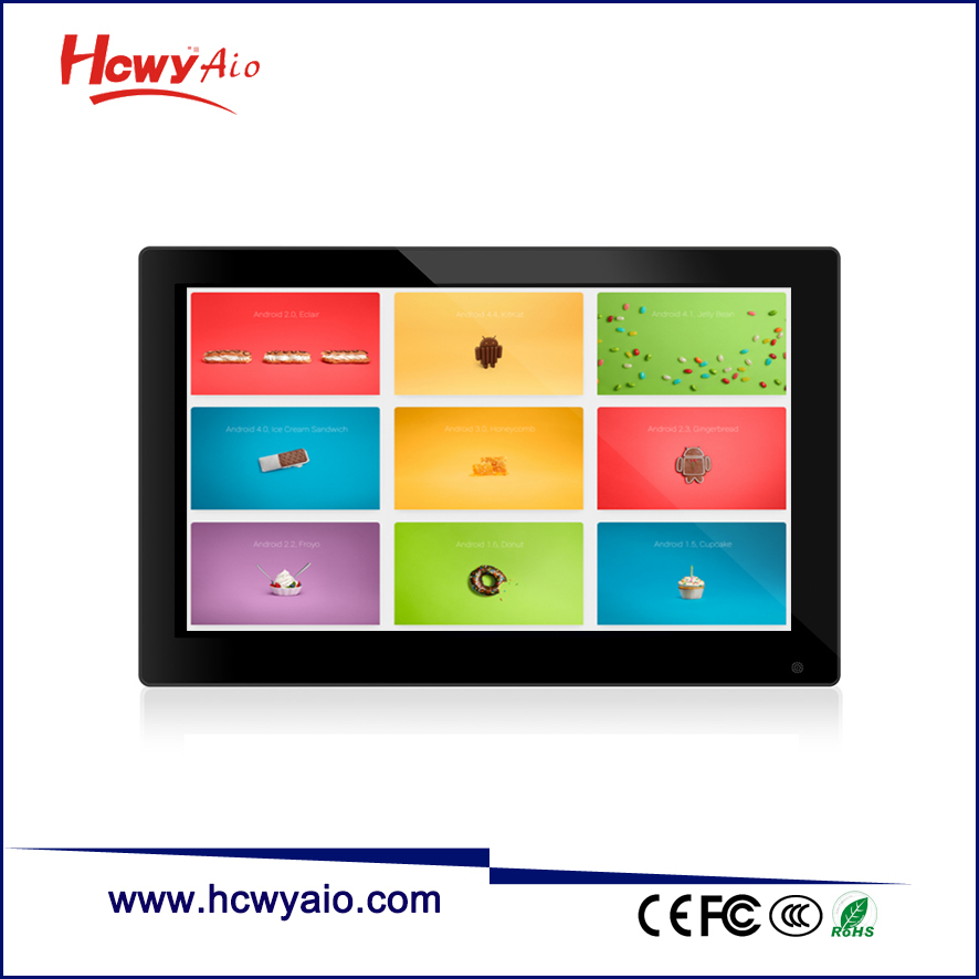 IPS LED Screen Capacitive Touch Android Tablet PC 15 inch Full HD 1920*1080 All In One PC Android