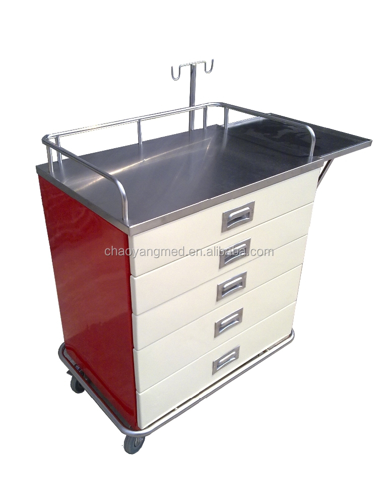 Medical trolley used medicine trolley CY-D001