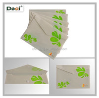 A4 hard plastic pocket clear envelope file folder with button for student and office people