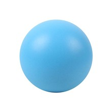 Customized PU foam squeeze smooth circular ball