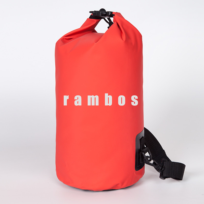 Outdoor Waterproof Swimming Bag Roll Top Compression Waterproof Drifting Dry backpack