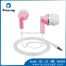 2014 Stereo headset earphone, high class mobile phone earphone