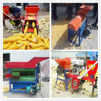 Widely used high frequency corn husk remover / corn peeling machine