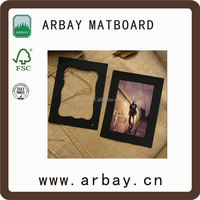 Hot sale high quality photo frame paper picture frame cheap picture frame floor stand