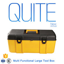 multifunction 3 layerlarge hardware plastic rolling storage tool box