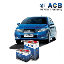ACB auto refinish paint car 2k top color paint 2K topcoating