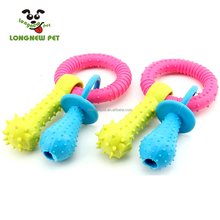 Nipple Shape Interactive TPR Toy Pets Chew Safe Durable Pet Toys For Dogs