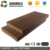 Outdoor 25mm thickness anti-slip wpc flooring high quality solid wpc composite decking
