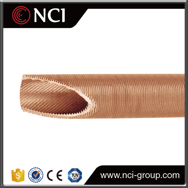 Copper Fin Tubes Low Fin Tubes suitable for lithium bromide machine unit or heat exchanger.