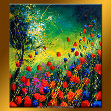 New arrival easy for pictures oil painting china supplier