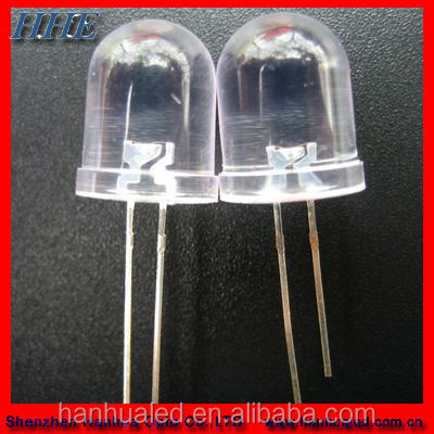 10mm 940nm IR round dip led diodes 940nm IR LED