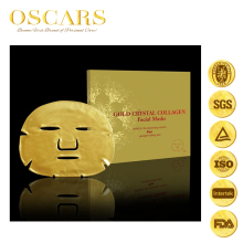 Hot selling OEM Gold Bio-Collagen Nourishing Facial Beauty Mask Supplier