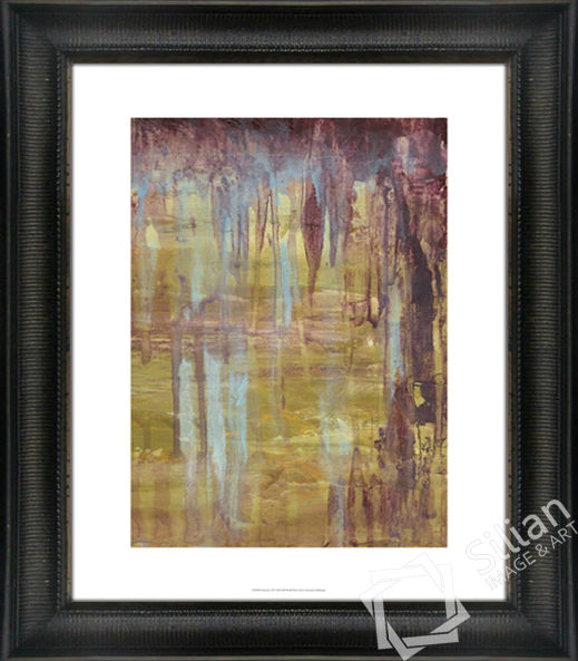 Brown Abstract Original Wall Art Picture