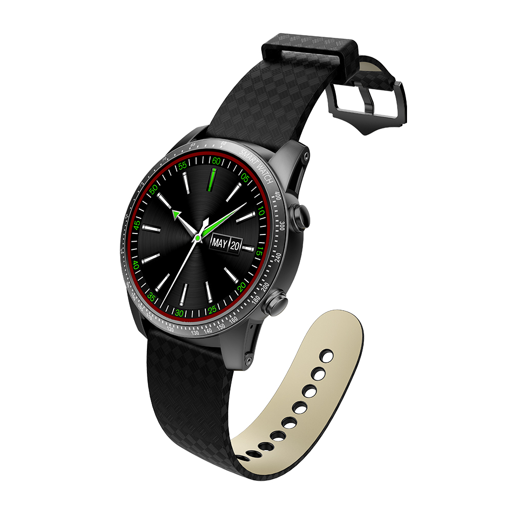 Round New arrival 3G heart rate smart watch android hand watch mobile phone used like a smartphone