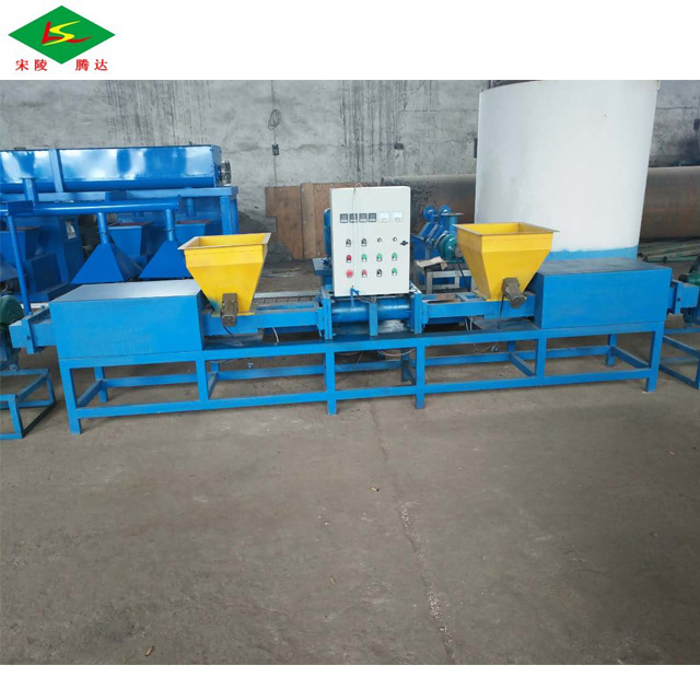 Good price wood pallet feet block making machine with high capacity and best quality