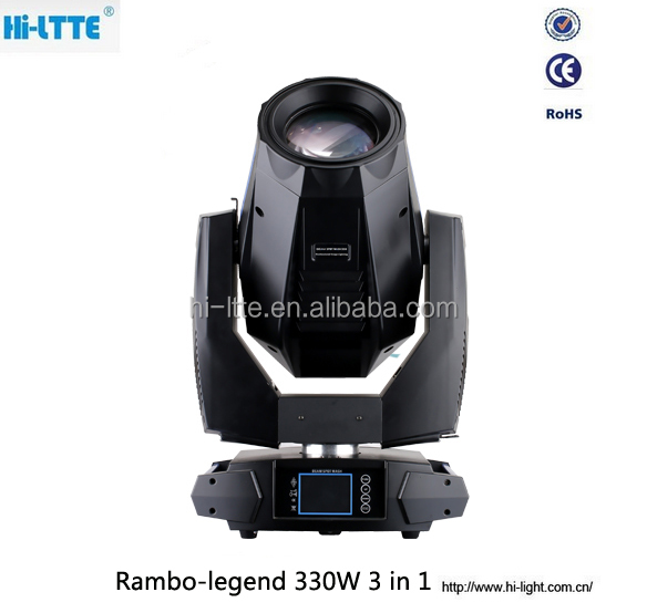 New China beam spot wash 3 in 1 moving head light sharpy 16r from Hi-Ltte