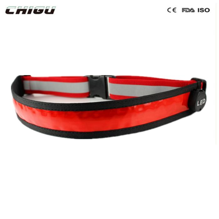 """Produits chauds ceinture élastique réfléchissante universelle à LED pour les sports de plein air """"largeur ="""" 700 """"hauteur ="""" 700"""