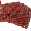 Plastic Outdoor Garden Edging Tiles