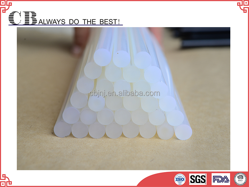 high quality thermoplastic food grade hair extension glue stick