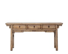 Wholesale chinese antique altar table reclaimed wood console table