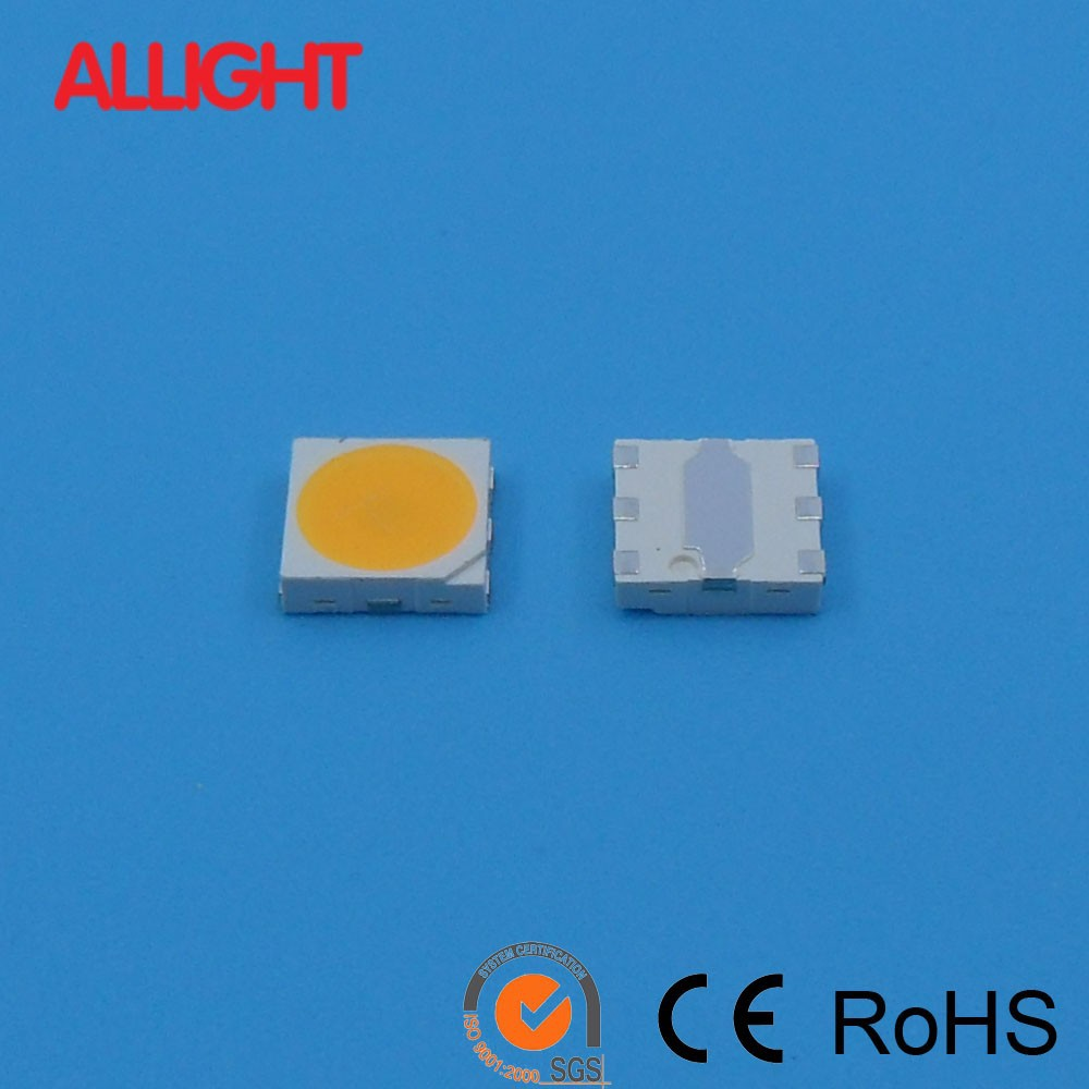 Dongguan Zhiding 1W 120lm smd 5050 white led