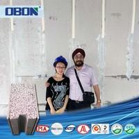 OBON china supplier indoor decorative concrete blocks wall