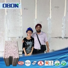 OBON china supplier indoor decorative concrete blocks wall