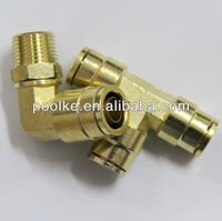 DOT push in fittings (DOT-HLS)