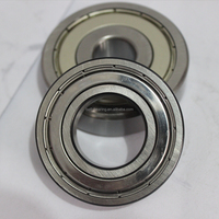 6301-2RS super quality deep groove ball bearings