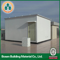 new flat roof design prefabricated modular houses