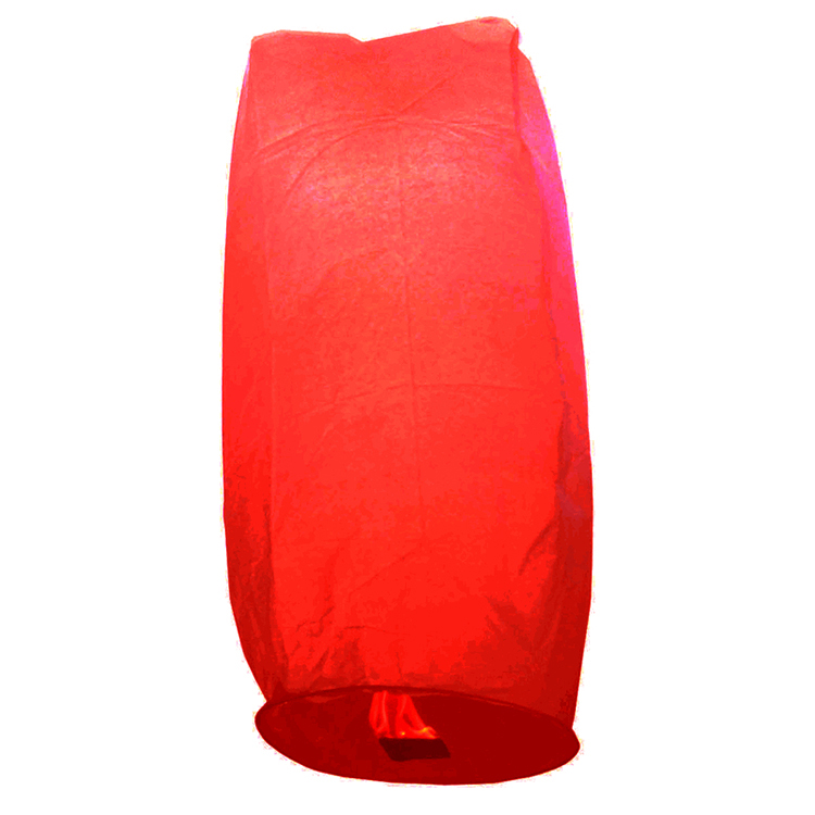 Chinese Cylinder Flying Sky Lanterns