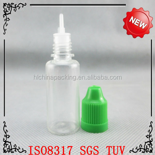NEW special pet 10ml plastic eye vial bottle with a lange quantity,HDPE bottle transparent