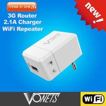 5V2.1A power supply 2.4GHz 3g/4g wireless router for home or wifi ap repeater