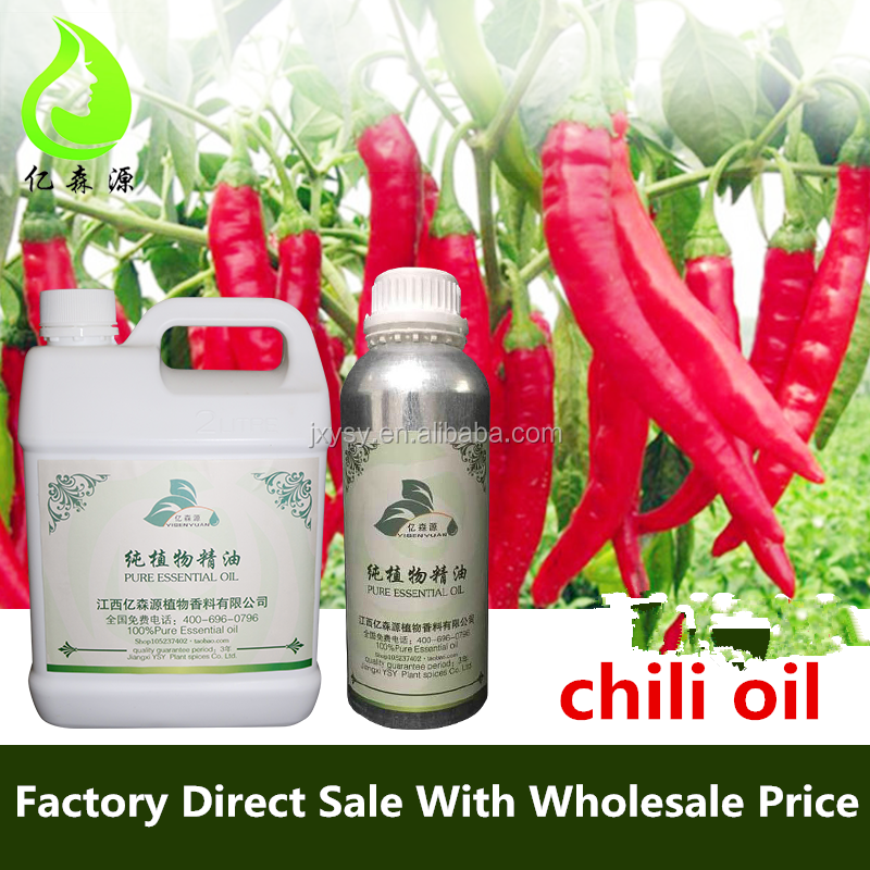 Edible Pepper Extract Hot Pepper Oil Chilli Oil Capsicum Oil For Cooking And Slim