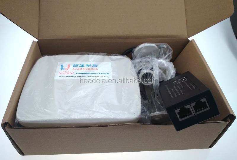 4G LTE Router, 4g LTE CPE, wireless Industrial Router with SIM Card Slot,