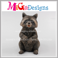 Cute Home Accessories Palm Civet Polyresin