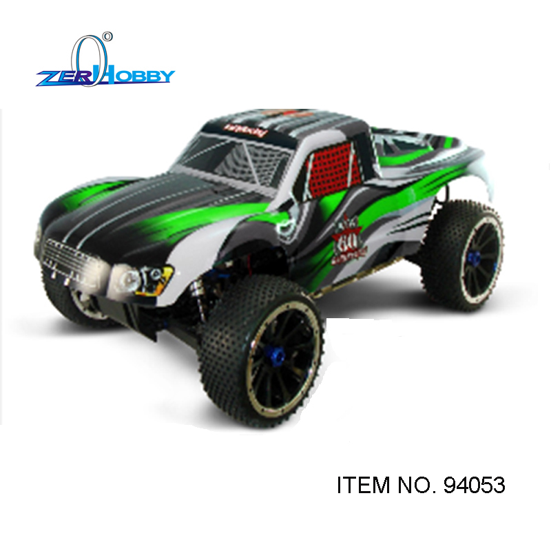 HSP 1/5th Scale RC Car RTR 4WD Nitro Power Off Road Short Course 94053